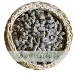 Комбикорм рыбный (для кормления карпов)