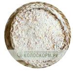 Кукуруза дробленная и пшеница